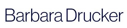 Barbara Drucker Mobile Retina Logo