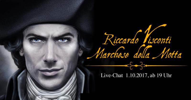 Live-Chat mit dem Marchese